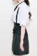 【MA*RS】Wハートベルト台形スカート - ブラック size-F