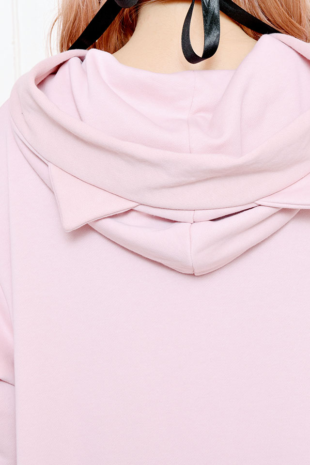☆45%OFF☆【Princess Melody】♪にゃんにゃんねこちゃんパーカー♪ - ピンク size-F