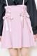 【MA*RS】ダブルリボンスカート - ピンク size-F