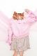 【Princess Melody】♪お袖レースアップセーラーブルゾン♪ - ピンク size-F