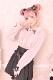 【Princess Melody】♪お襟くま刺繍ブラウス♪ - ピンク size-F