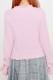 ☆19%OFF☆【Princess Melody】♪パールネックフリルTOPS♪ - ピンク size-F