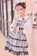 【Princess Melody】♪3WAY 3段フレアジャンスカ♪ - BLK/ホワイト size-F