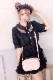 【Princess Melody】♪チュールフリルボリュームスカート♪ - ブラック size-F