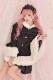 【Princess Melody】☆通販限定☆ ♪フードケープコート♪ - ブラック size-F