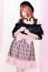 【Princess Melody】♪おりぼんおりぼんキャミ♪ - ブラック size-F