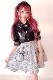 【Princess Melody】♪グレンチェック3WAYエプロンジャンスカ♪ - ブラック size-F