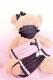 ☆53%OFF☆【Princess Melody】♪くまちゃんプリーツマスク♪ - BLK/ホワイト size-F