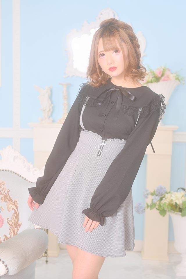 【MA*RS】バックスピンドルセーラーブラウス - ブラック size-F