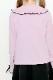 【MA*RS】袖スピンドル配色ブラウス - ピンク size-F