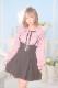 【MA*RS】バックスピンドルセーラーブラウス - ピンク size-F