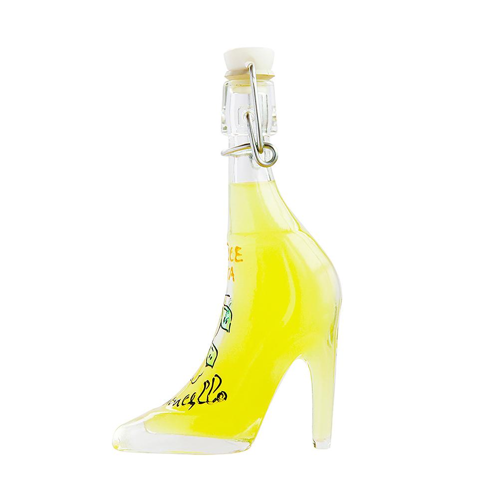【復刻版再入荷】リモンチェッロ メッセージボトル 靴「あなたに幸せを!」 40ml