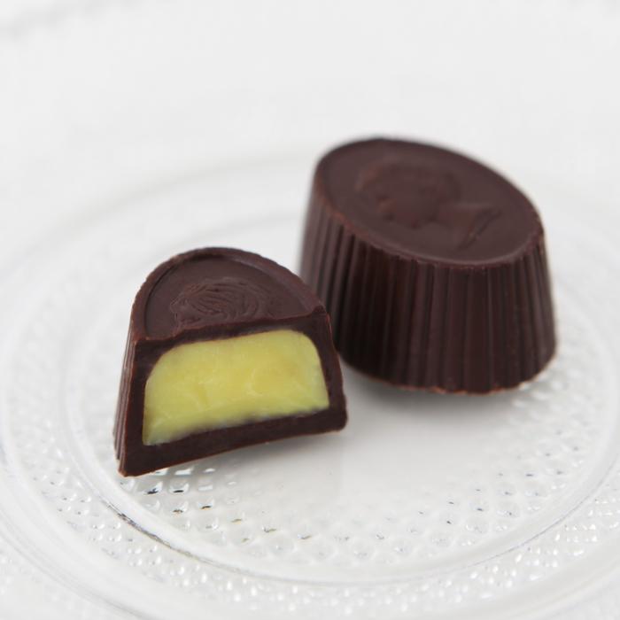 【冬季入荷予定】レモンチョコレート  ブラック 1個