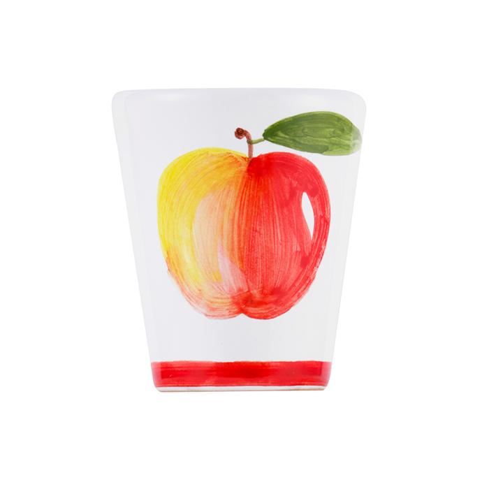 【約30%OFF】リンゴチェッロ イタリア 40ml&陶器グラスセット