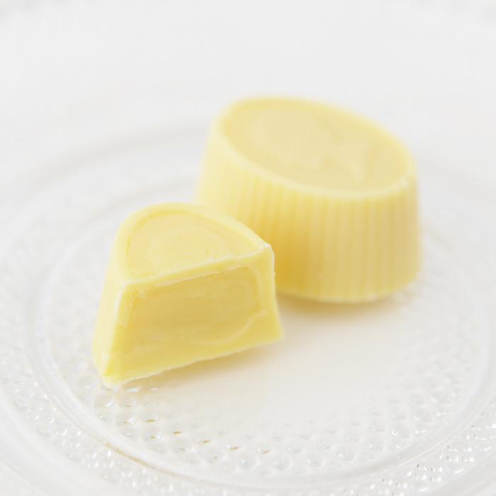 【冬季入荷予定】レモンチョコレート  ホワイト 1個