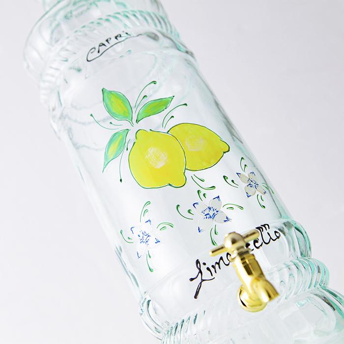 【20%OFF】リモンチェッロorリンゴチェッロ サーバーボトル 3000ml �1