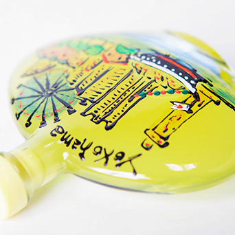 SALE【30%OFF&ご当地ボトル】リモンチェッロ 横浜 100ml