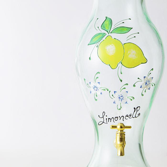 SALE【限定20本・30%OFF】リモンチェッロorリンゴチェッロ サーバーボトル 3000ml �2