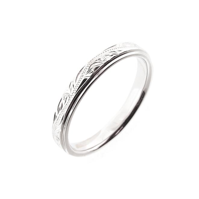 Wave Ties Ring - Marriage 012
