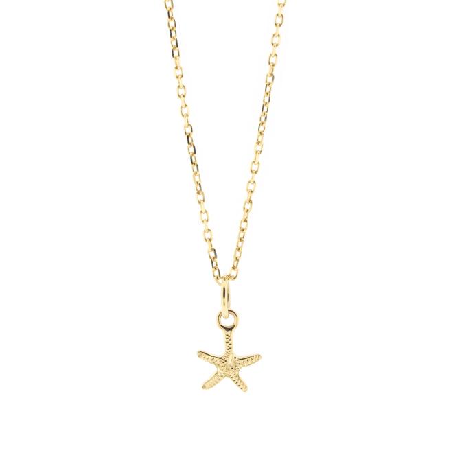 Starfish Necklaceハワイアンジュエリー ヒトデネックレス ペンダントトップ
