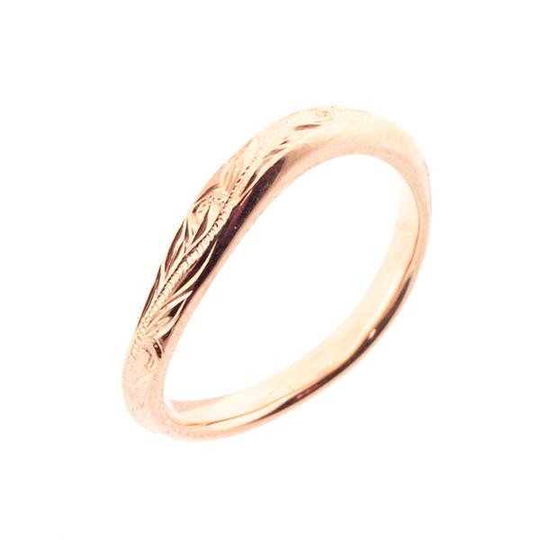 Wave Ties Ring - Marriage 009