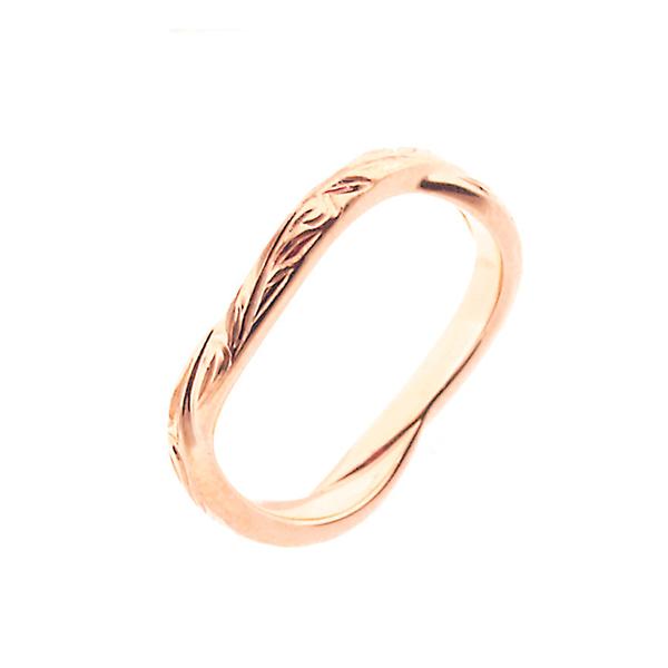Wave Ties Ring - Marriage 004