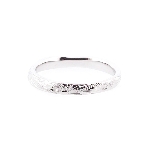 Wave Ties Ring - Marriage 001