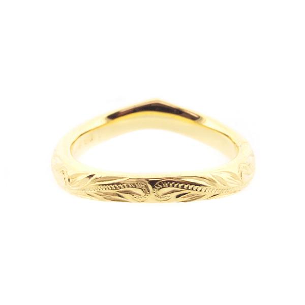 Wave Ties Ring - Marriage 002