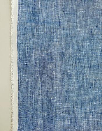 トゥールーズ・シャンブレー : Blue(着分用)