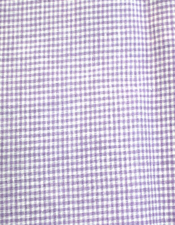 ディエップ・ミニギンガム:White/Purple(着分用)