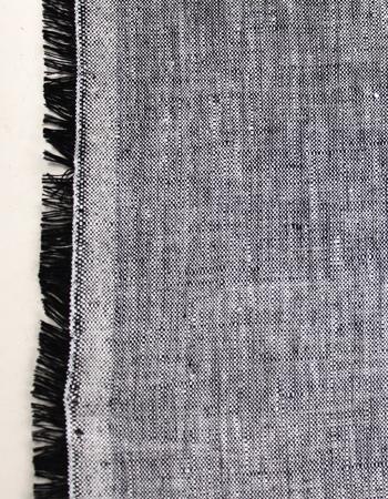 ディエップ・シャンブレー:White/Black(量産用)