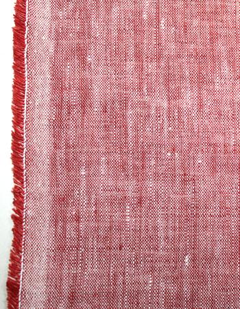 ディエップ・シャンブレー:White/Red(量産用)