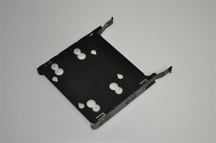 SOLO2用 3.5インチベイ−SSD対応スライドベイ黒(保守部材)*