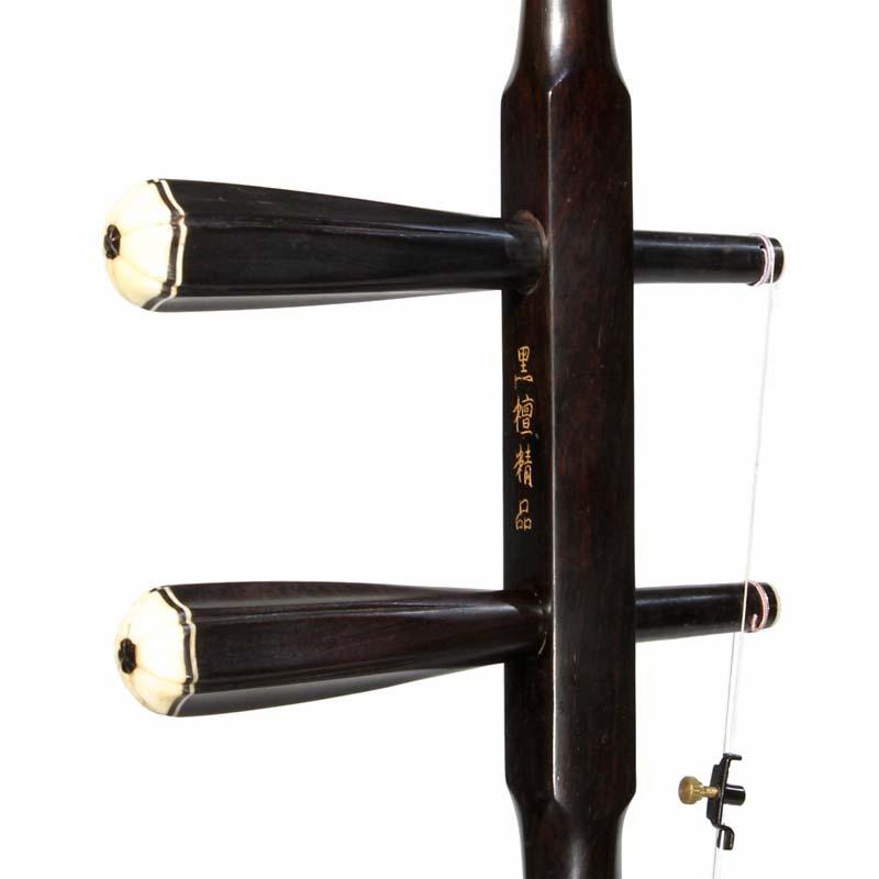 黒檀二胡 于紅梅(ユー・ホンメイ)モデル BC-Y-E001