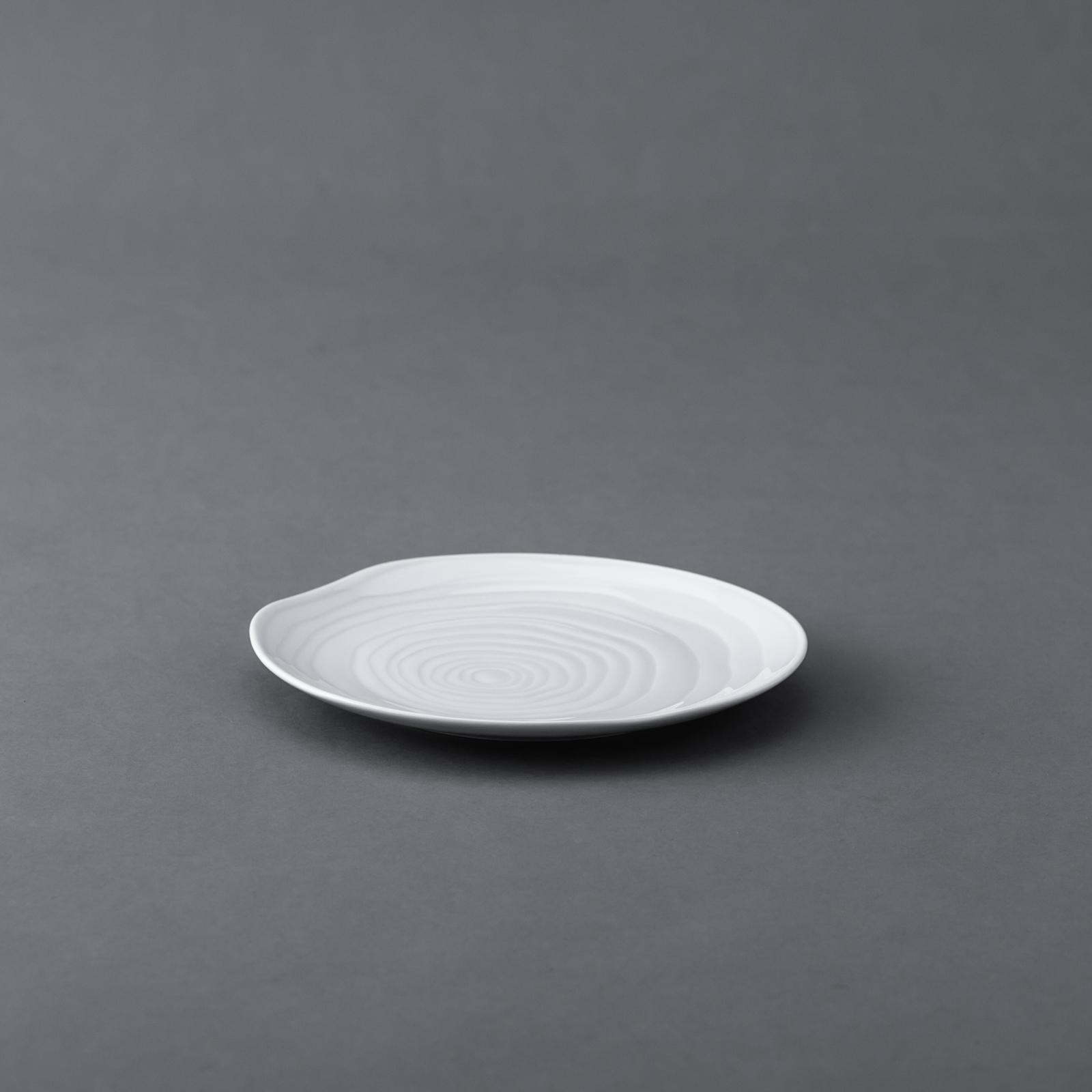 PILLIVUYT _ オービエ プレート 16.5cm
