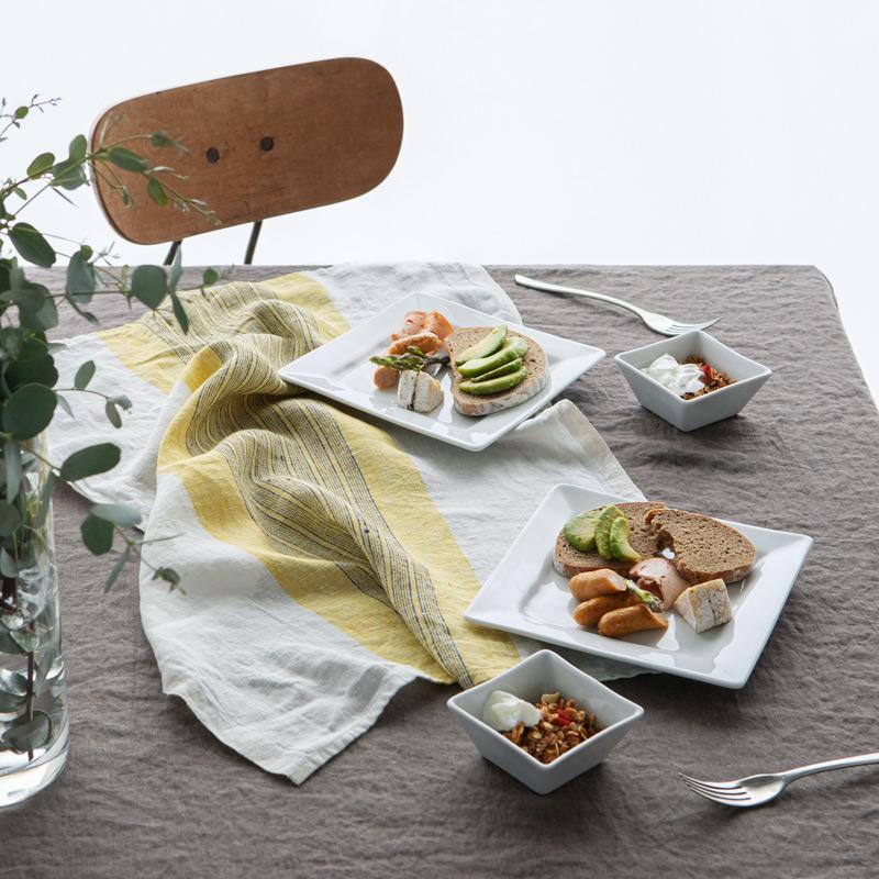 四角いお皿&小鉢セット