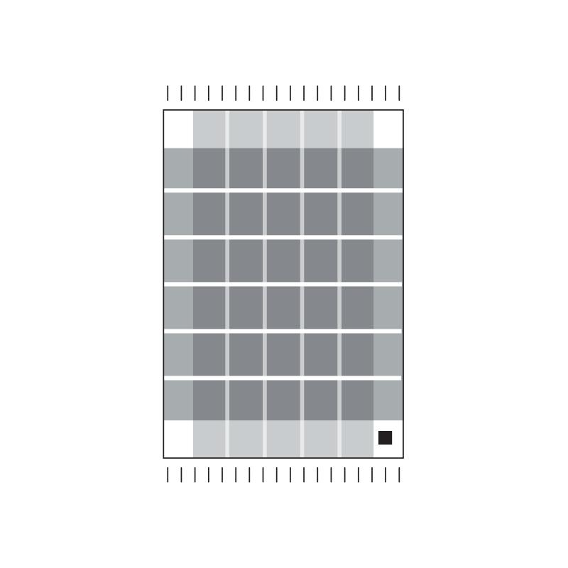 ブランケット ウルバーノ _ 140×200cm