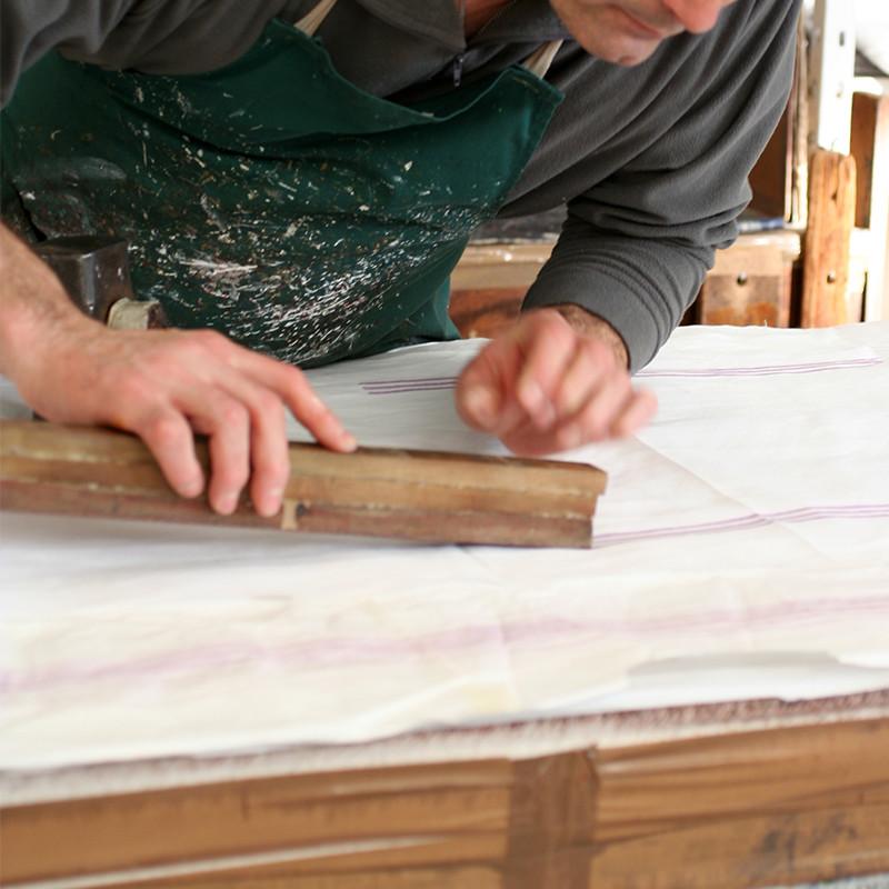 ベルトッツィ テーブルクロス _ トレ リーゲ(150×240cm)