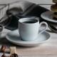 PILLIVUYT _ セシル コーヒーカップ用ソーサーのみ
