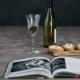 BOHEMIA Cristal _ ロマンス / ワイングラス(250ml) ホワイト