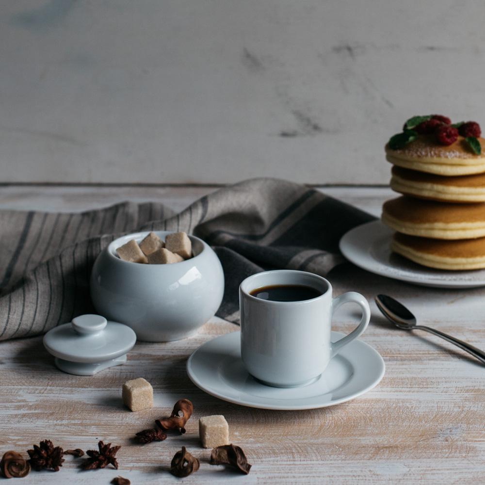 PILLIVUYT _ サンセール コーヒーカップ用ソーサーのみ