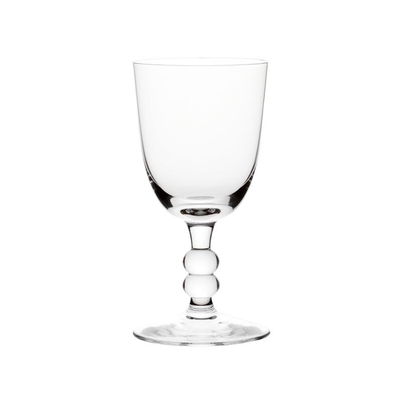 BOHEMIA Cristal _ コッテージ / ワイングラス(270ml) レッド