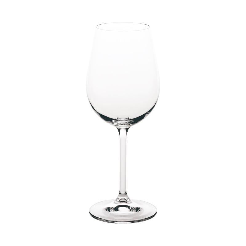 BOHEMIA Cristal _ クララ / ワイングラス(420ml) レッド