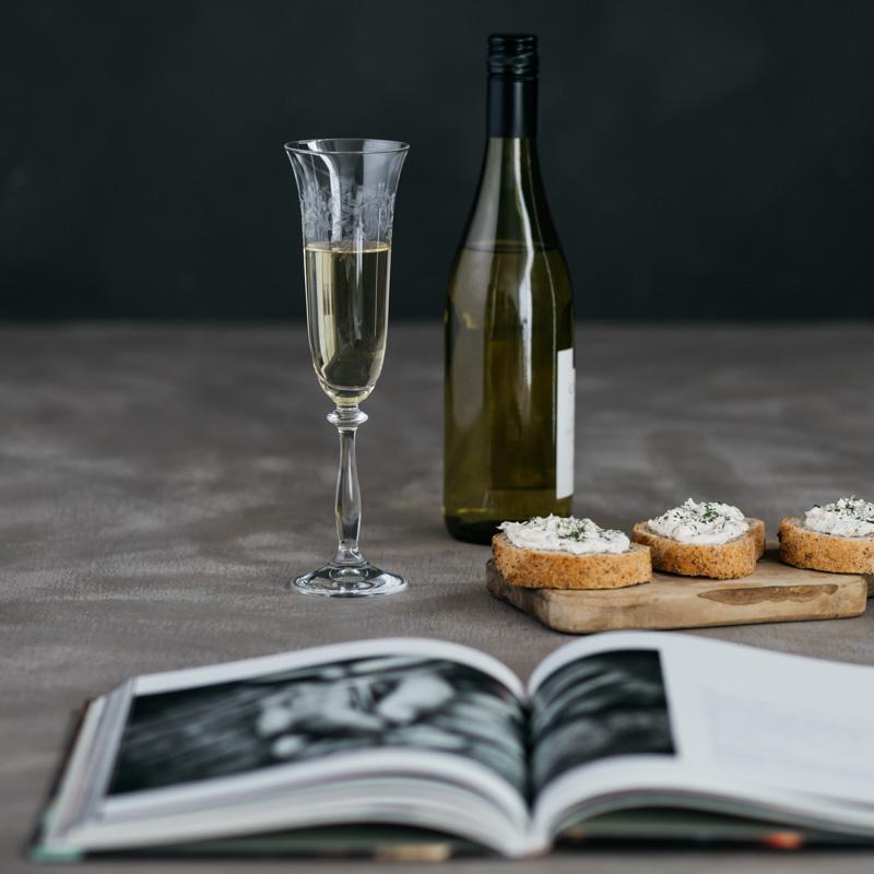 BOHEMIA Cristal _ ロマンス / シャンペンフルート