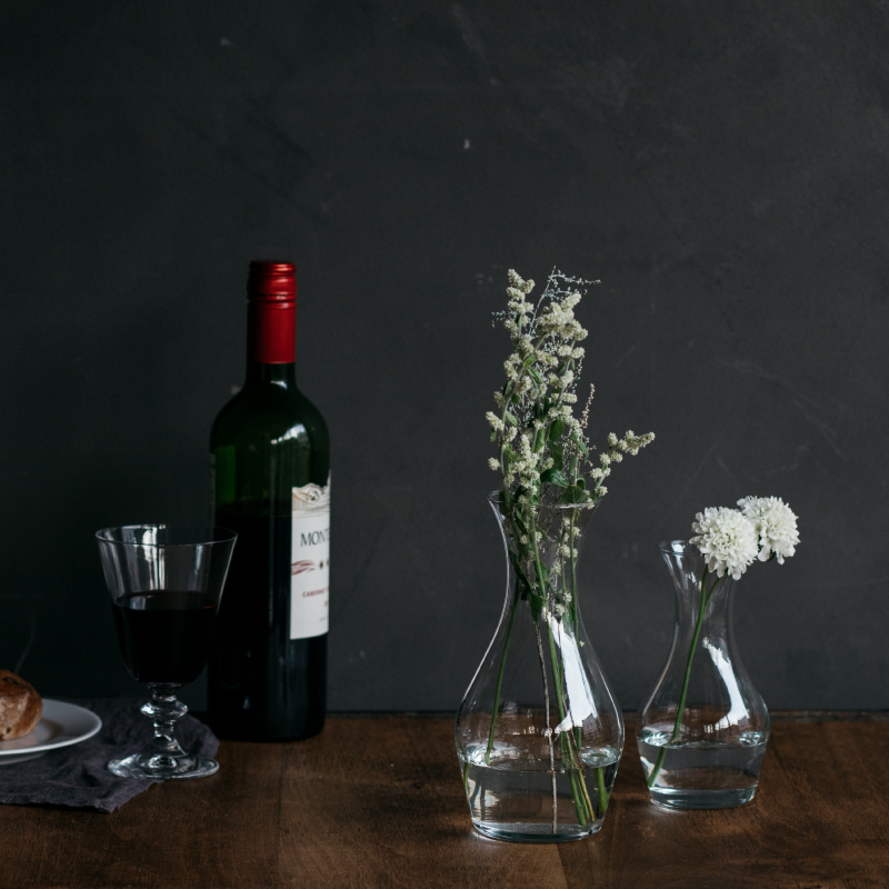 BOHEMIA Cristal _ ロンド / カラフ(250ml)