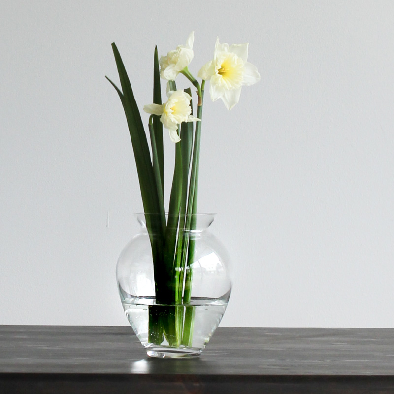 BOHEMIA Cristal _ フォーユアホーム / フラワーベース