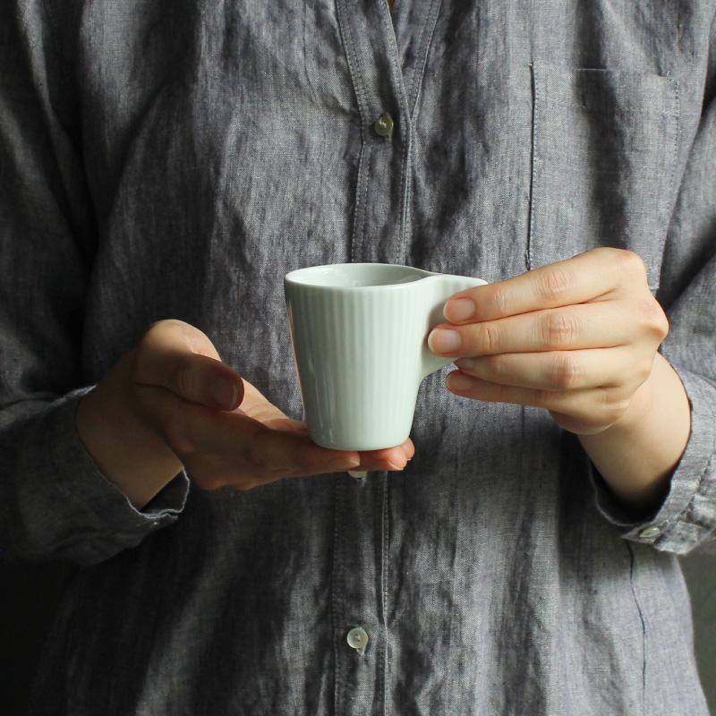 PILLIVUYT _ カノペ コーヒーカップ