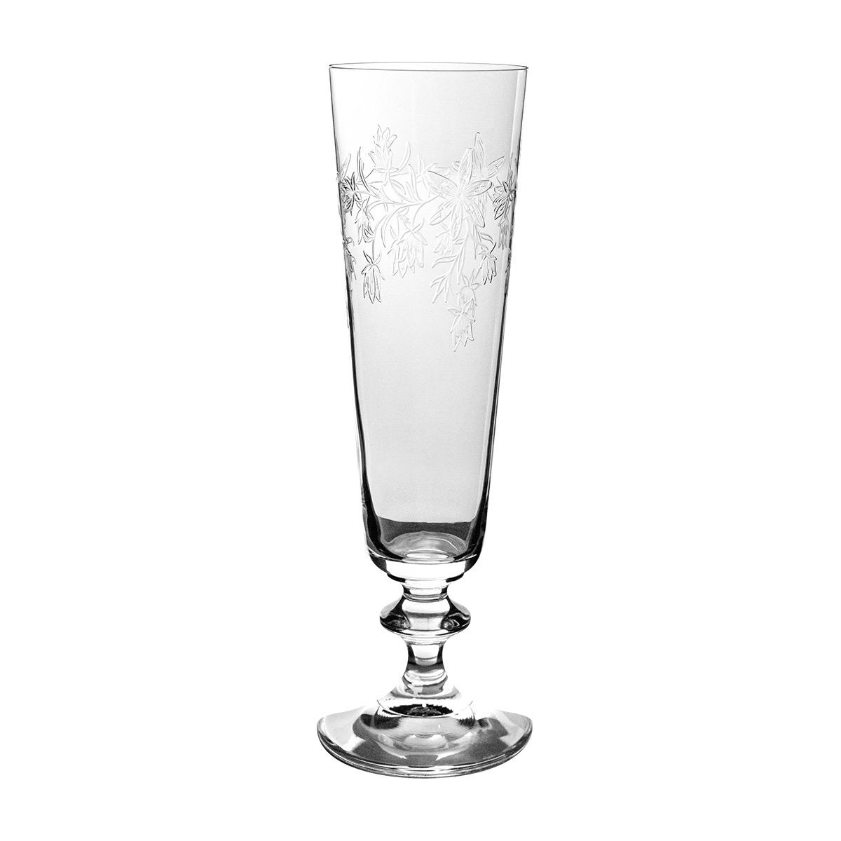 BOHEMIA Cristal _ ヴァレンティナ / シャンペンフルート