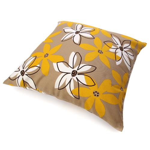 クッションカバー!45×45cmのクッション用 マリー 人気の花柄 45×45 ファスナー式  安心の日本製 ≪2枚までメール便対応≫ 【クッションカバー】【クッション カバー】