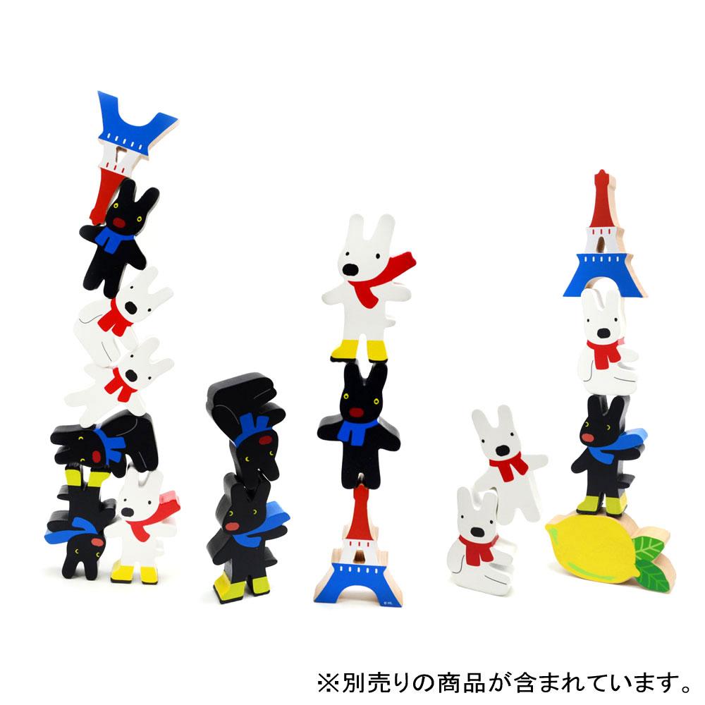 絵本のつみき(ガスパール) TM-LGS-0102【ライブエンタープライズ】 LG